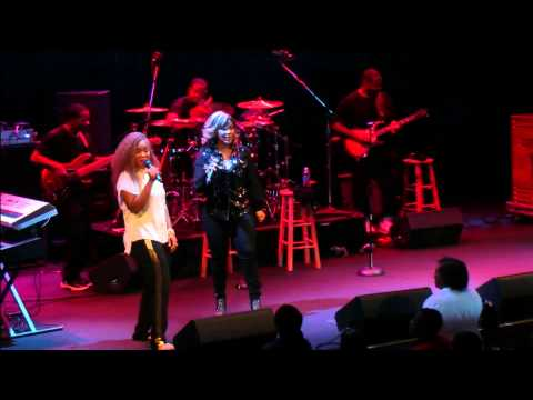Mary Mary - The Real Party (Trevon's Birthday) - Live at The Howard Theatre