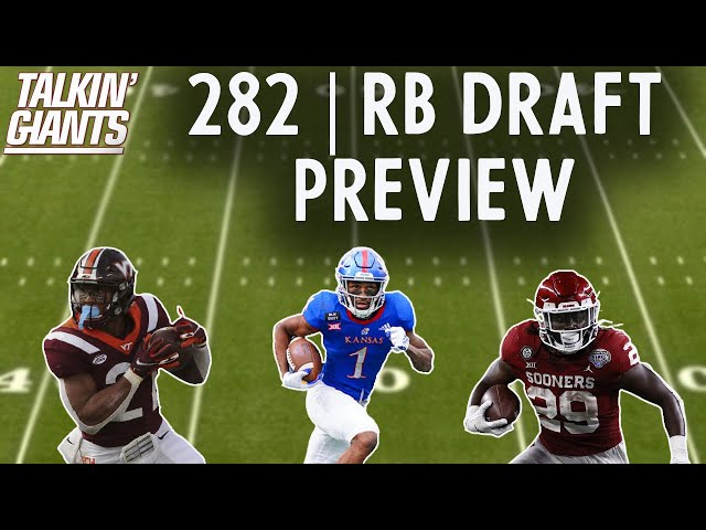 282 | RB Draft Preview