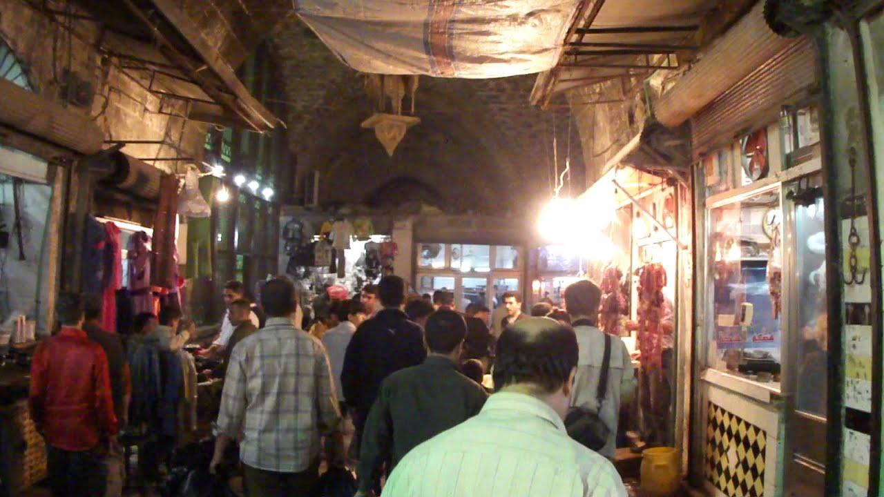 Bazaar Aleppo Berusia Berabad yang Hancur Akibat Perang Mulai Dibangun Lagi