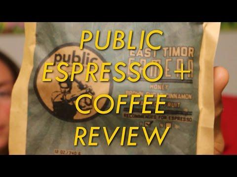 Public Espresso and Coffee East Timor Ermera Review