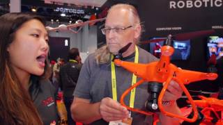 CES 2017 AUTEL ROBOTICS