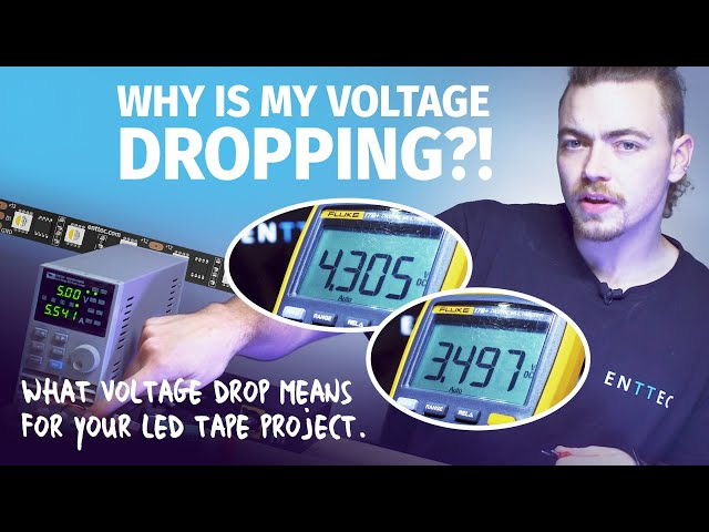 Introduction to voltage drop