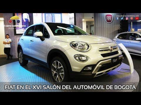 Fiat y sus nuevos modelos para Colombia en el Salón del Automóvil