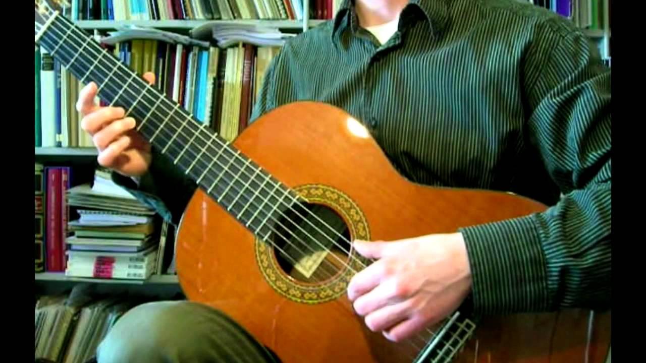 James Bond Theme Easy Guitar With Tab Youtube