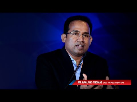 Innovative use of technology | Ragland Thomas | SHELL Business Operations | ICTACT Conclave