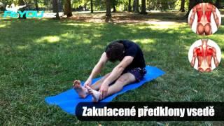 Gambar cover Statický strečink | Protažení celého těla [FitYOU.cz]