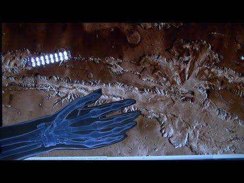 "TerraForming Valles Marineris pt ☢☢☢ New Earth Trench ""simulation"""