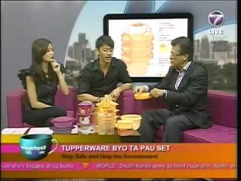 NTV 7 Breakfast Show 23 Dec 2010_Part1