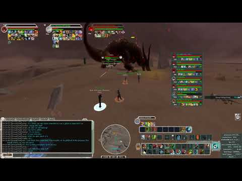 SWG Legends: New World Boss Attempt: Ancient Greater Krayt Dragon