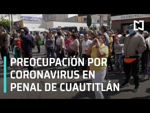 Coronavirus en penal