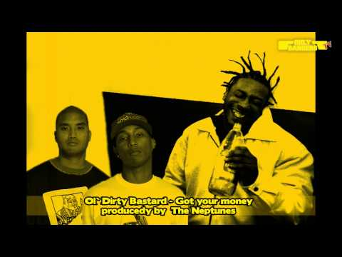 OL` DIRTY BASTARD (ODB) - Got your money PROD. The Neptunes ( instrumental ) *ONLY BANGERS*TV