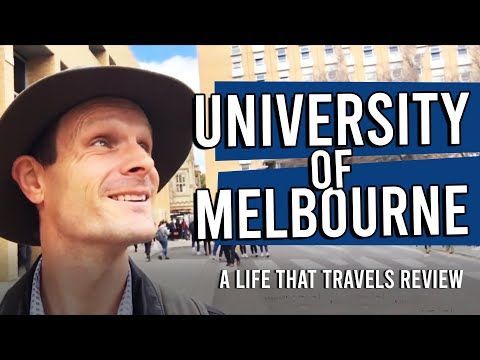 University Of Melbourne  [An Unbiased Review By A Life That Travels]
