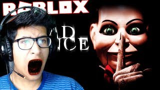 Make sure you never scream, or else your tongue is going to TAKE you out DEAD SILENCE ROBLOX
