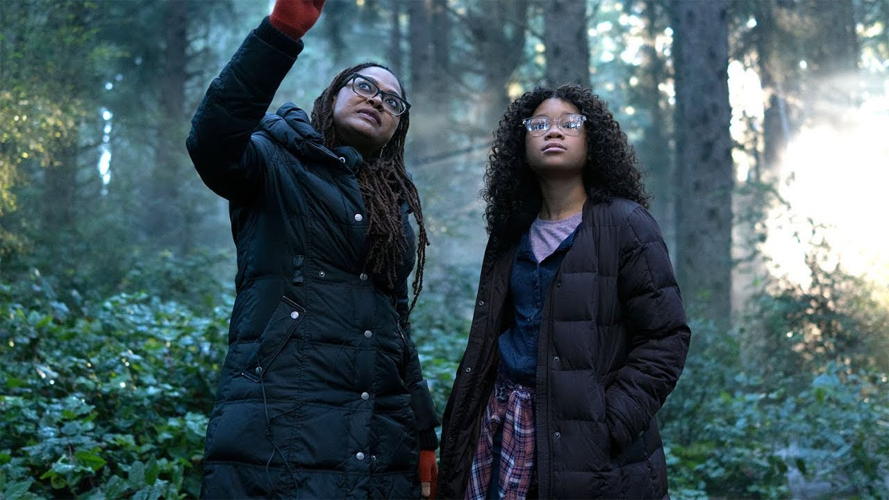 """Realizing A Wrinkle in Time"" Behind-the-Scenes Featurette"