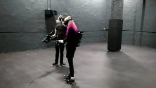 Как убить зомби и пройтись между небоскребами. Интервью с Anvio VR (VRGeek.ru)
