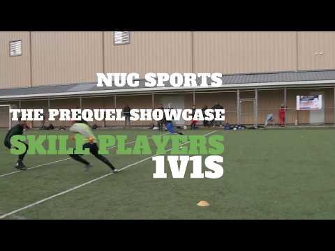NUC Sports The Prequel Showcase Skill Players 1v1s