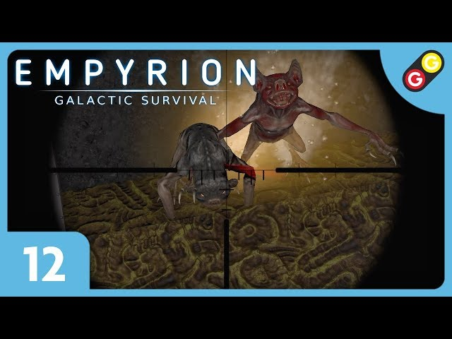 Empyrion #12 On tue des crawlers ! [FR]