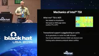 Creating a Spider Goat: Security with Intel CPU Transactional Memory Support