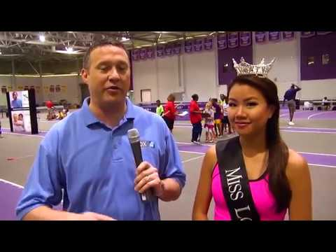 Louisiana Governor's Games Elementary Fitness 2017
