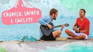 Cadarço Sapato e Chiclete  DVD Jammil De Todas As Praias