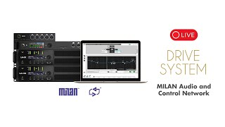 Milan Audio and Control Network  (Drive System)