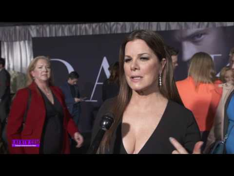 "Marcia Gay Harden ""Fifty Shades Darker"" Red Carpet Premiere 2017"