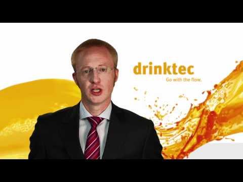 drinktec is dynamic