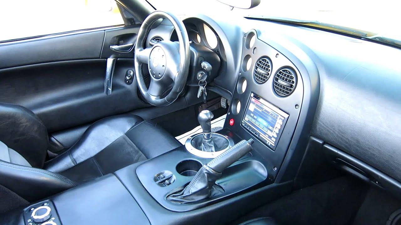 2003 Dodge Viper SRT10 Custom Yellow Custom Car for sale