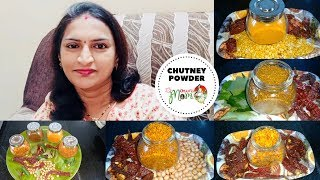 Indian Mom House Wife Routine Vlog || Instant Spice Powder Recipes