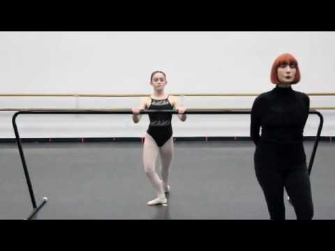 San Pedro Ballet School - Beginning Ballet Class