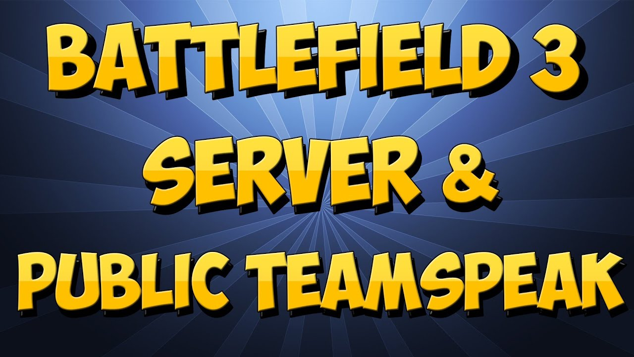 how to make teamspeak server public