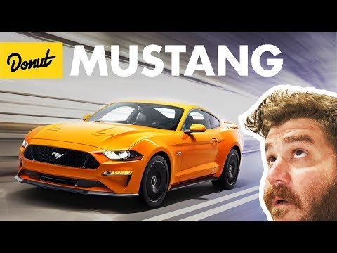 Watch this 11-minute trip through Ford Mustang history