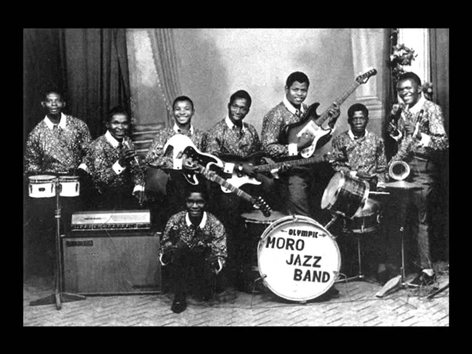 Morogoro Jazz Band At Rtd Dar Es Salaam