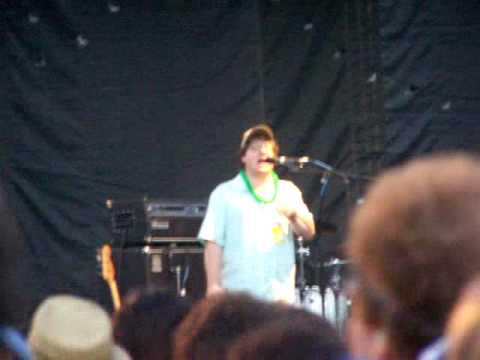 Pavement's introduction at Pitchfork 2010 mp3