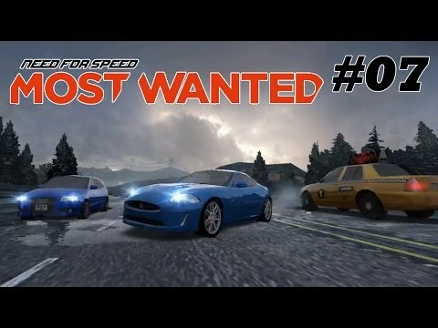 Harmlose Nagelbänder - Need for Speed™ Most Wanted (Android) #07 - Let's Play/Gameplay