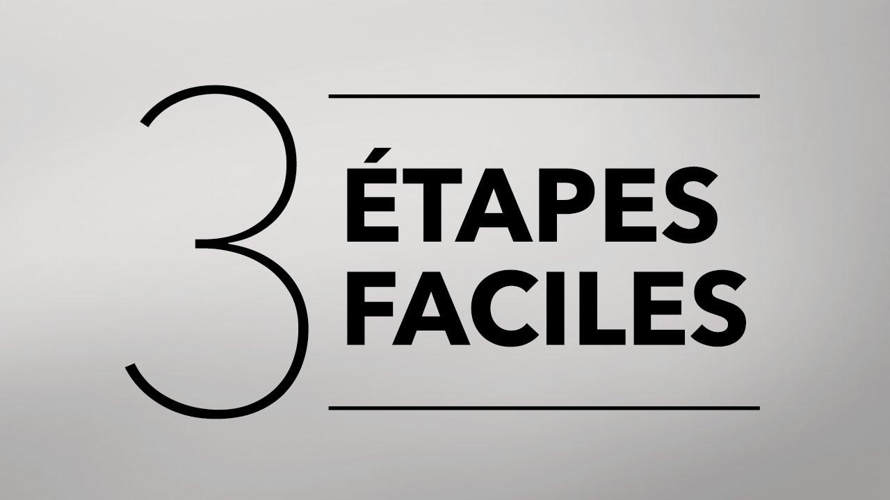 INSTRUCTIONS DU SYSTÈME FOLIGAIN TRIOXIDIL