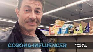 Corona-Influencer Rolf Miller