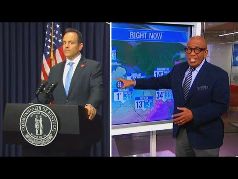 Al Roker Blasts Kentucky Governor for Cold Weather Comments Mp3