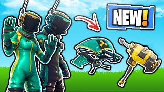 FORTNITE NEW HAZARD AGENT & TOXIC TROOPER! FORTNITE BATTLE ROYALE FREE SKINS GIVEAWAY!