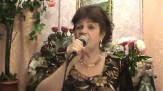 Цветет сирень поет Ольга Кондратьева