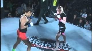 Female MMA Fight Girls Aspen Ladd vs Cynthia Calvillo