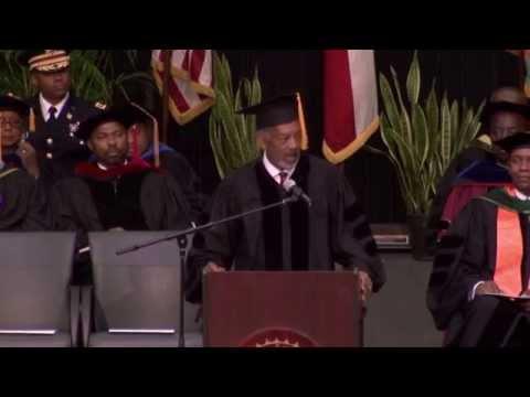FAM Volume 2, Episode 2  Alumnus John W. Thompson Sends Off Graduates