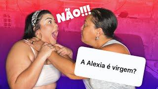 MINHA MÃE DESCOBRIU QUE NÃO SOU MAIS VIRGEM!!(APANHEI)