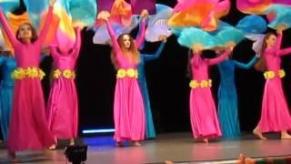 группа восточного танца Согдиана. г. Сосногорск 2016.