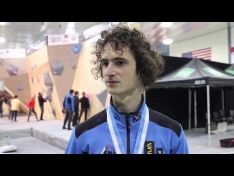 Ondra IFSC World Cup 2015