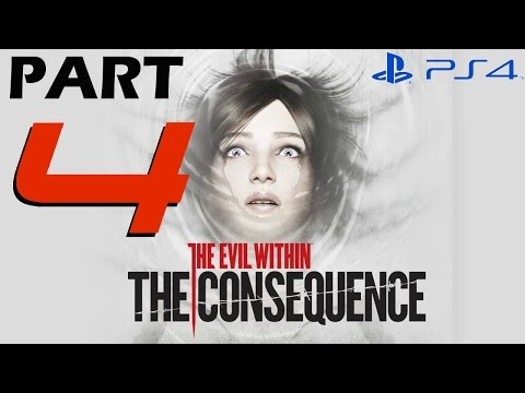 The Evil Within The Consequence - Walkthrough Part 4 - A Ghost Is Born