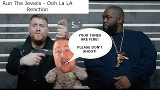 "Metalhead reacts to Hip-Hop? | Run The Jewels ""Ooh LA LA"" (Official Music Video)"