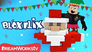 Can SANTA SURVIVE Christmas in Roblox!? Build A Boat For Treasure ft Gamer Chad Alan | BLOXFLIX