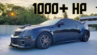 1000+ HP Widebody CTS-V - Build Breakdown