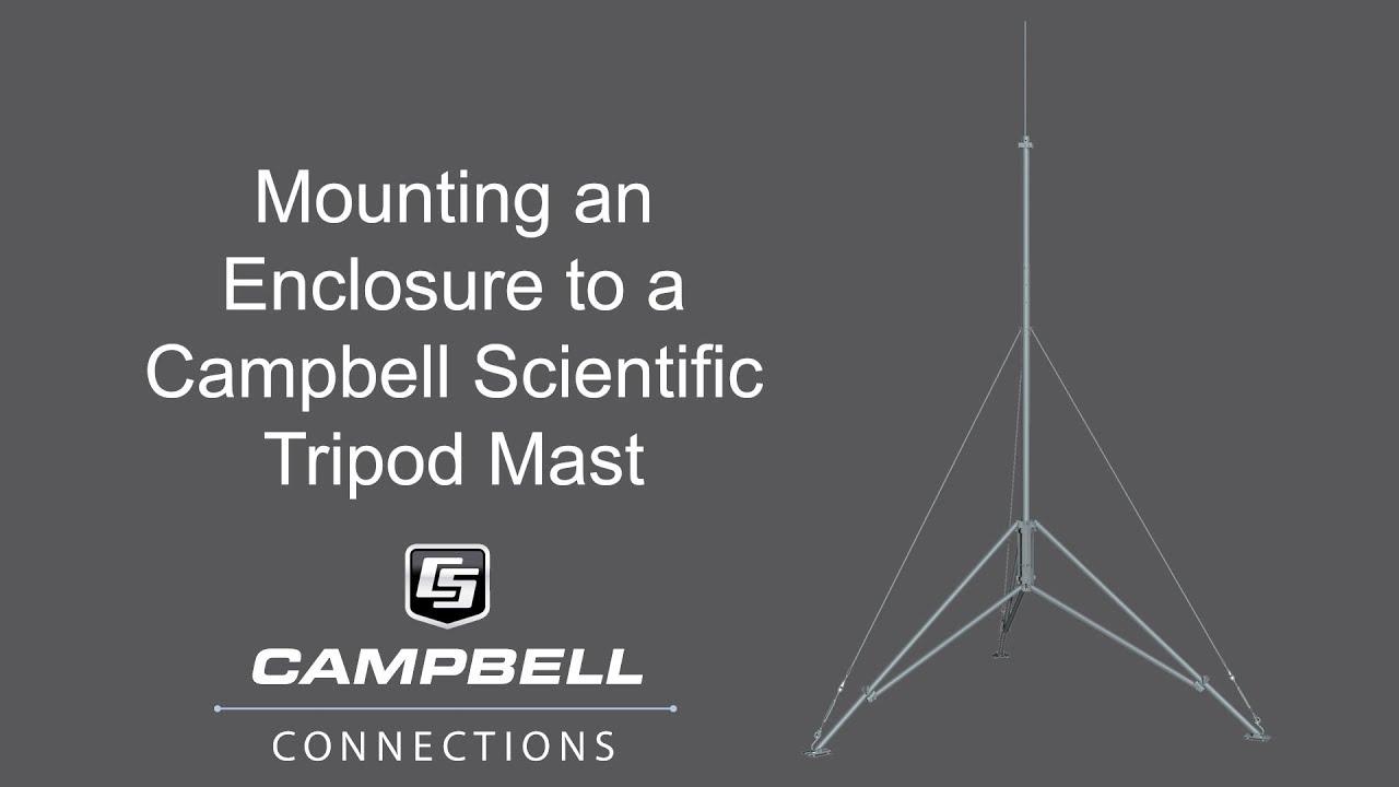 Enclosure Mast Mount